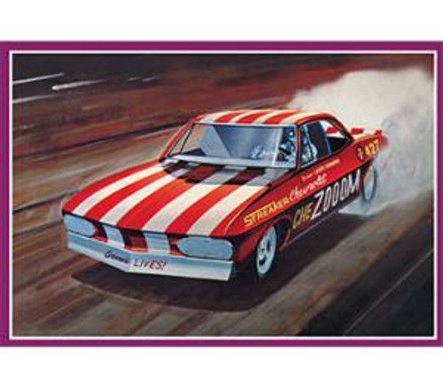 AMT 873 CheZoom Chevy Corvair Funny Car 1/25