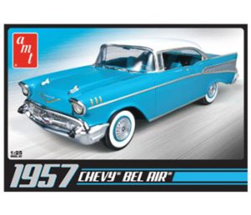AMT 638 '57 Chevy Bel Air 1/25