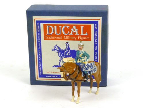 Ducal Military Models DM3 Ceremonial Kettle Drummer The Royal Life Guard Sweden