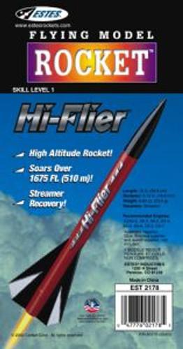 Estes 2178 Hi-Flier Rocket sk1