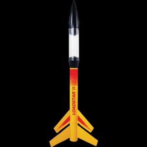 Estes models 3227 Loadstar II Rocket sk2