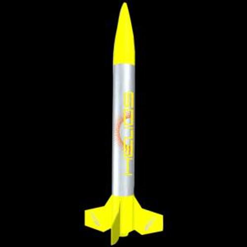 Estes models 2887 Helios Rocket ARF