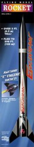 Estes models 1951 Executioner Rocket sk3
