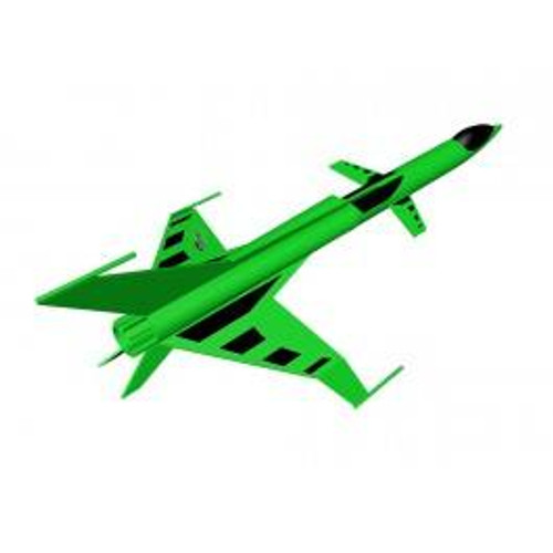 Estes models 7232 Scorpion Rocket sk3