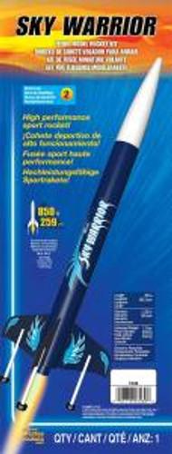 Estes 7239 Sky Warrior Rocket sk2
