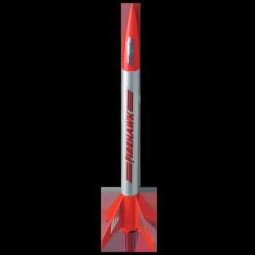Estes models 804 Firehawk Rocket E2X