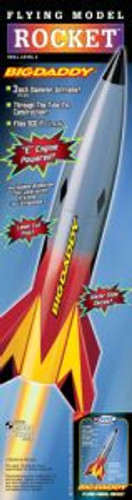 Estes models 2162 Big Daddy Rocket sk2