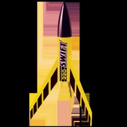 Estes models 810 220 Swift Rocket sk1