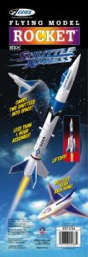 Estes 2183 Shuttle Express Rocket E2X