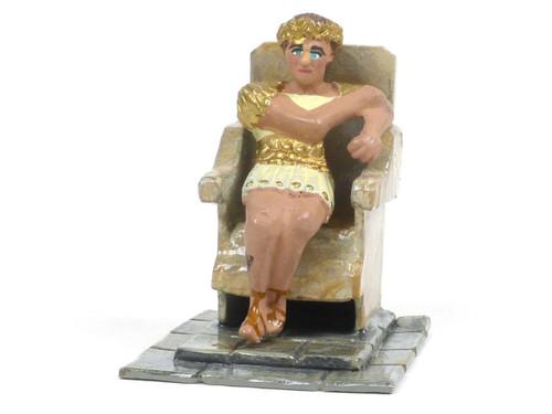 Hornung Art Historical Figure Julius Caesar H18A