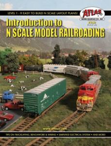 Atlas 6 N Intro to N Model Railroading