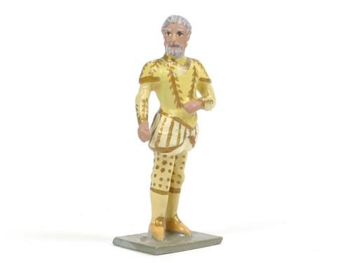 Hornung Art Historical Figure Frossart
