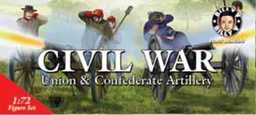 Billy V 690 1/72 Civil War Artillery