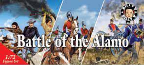Billy V 683 1/72 Battle Of Alamo Figures