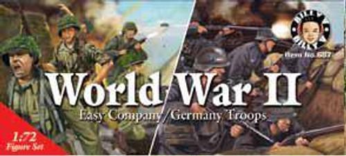 Billy V 687 1/72 World War II D-Day Figures