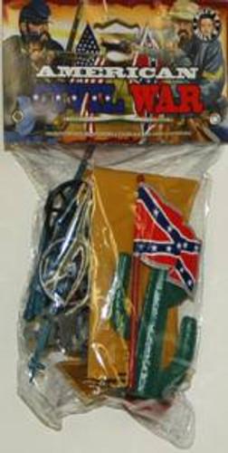 Billy V American Civil War Calvary Troops & Horses