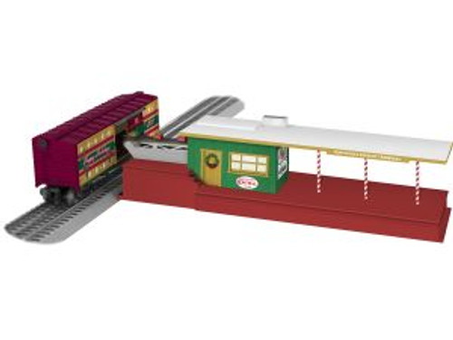 Lionel 6-37965 O Christmas Operating Gift Terminal