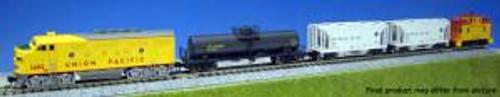 Kato 1066272 N F7 UP Freight Train Set w/o Track