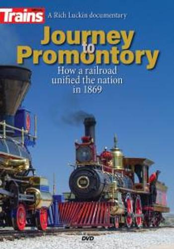 Kalmbach 15207 DVD Journey to Promontory
