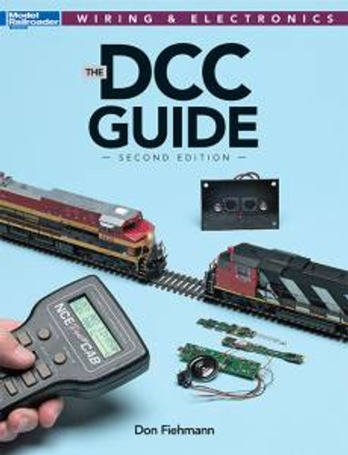 Kalmbach 12488 The DCC Guide 2nd Ed.