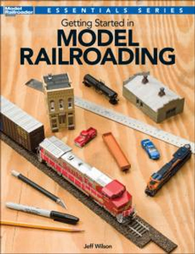 Kalmbach 12495 Getting Started in Model Railroading