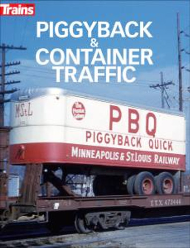 Kalmbach 12804 Piggyback & Container Traffic