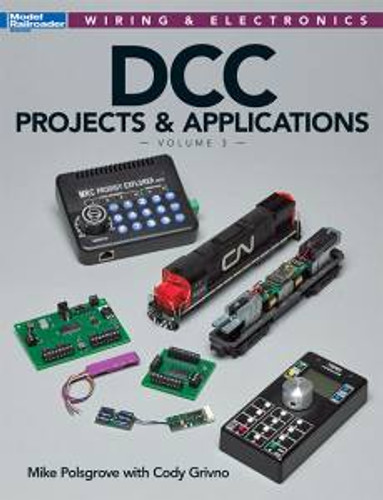 Kalmbach 12486 DCC Projects & Applications Vol. 3
