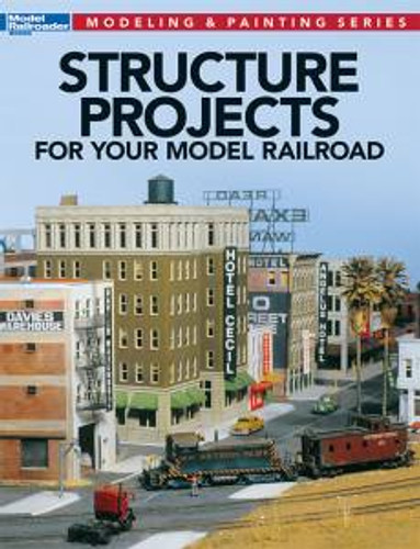 Kalmbach 12478 Structure Projects For Your MR