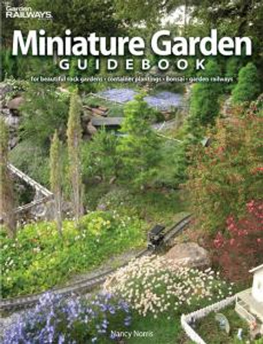 Kalmbach 12444 Miniature Garden Guidebook