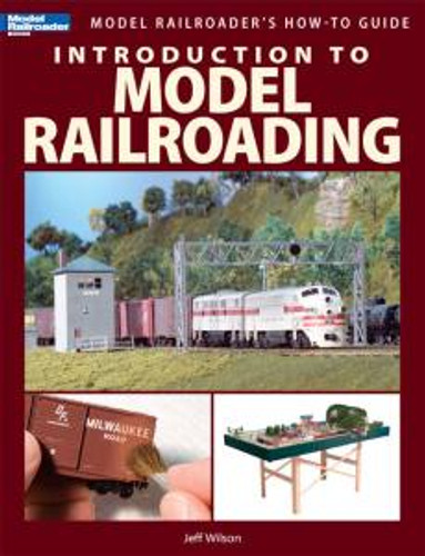 Kalmbach 12447 Introduction To Model Railroading