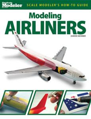Kalmbach 12470 Modeling Airliners
