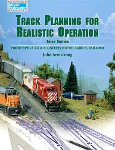 Kalmbach 12148 Track Planning for Realistic Operation