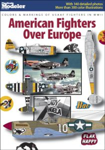 Kalmbach 12427 American Fighters Over Europe