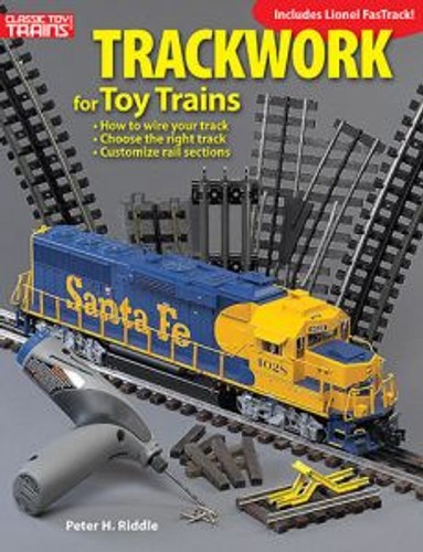Kalmbach 108365 Trackwork for Toy Trains