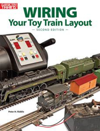 Kalmbach 108405 Wiring Your Toy Train Layout Volume 2