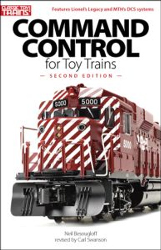 Kalmbach 108395 Command Control for Toy Trains