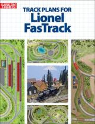 Kalmbach 108804 Track Plans for Lionel FasTrack
