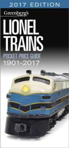 Kalmbach 108717 Lionel Pocket Guide 1901-2017