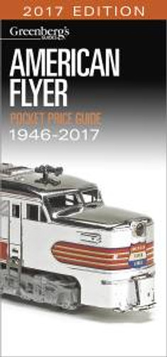 Kalmbach 108617 Am. Flyer Pocket Guide 1946-2017