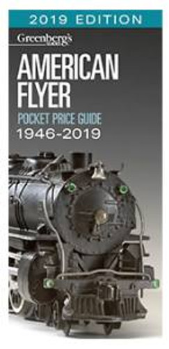 Kalmbach 108619 Am. Flyer Pocket Guide 1946-2019