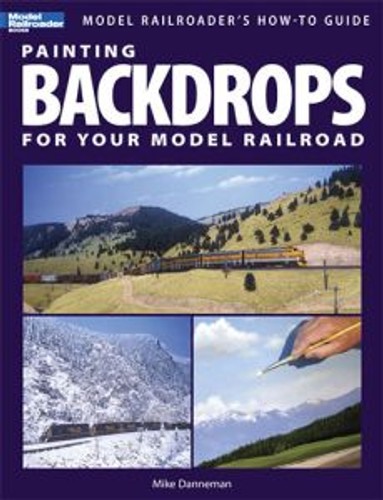 Kalmbach 12425 Painting Backdrops for Your ModelRR