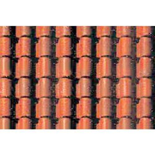 JTT 97435 Pattern Sheets/Spanish Tile O (1:48) 2 pack