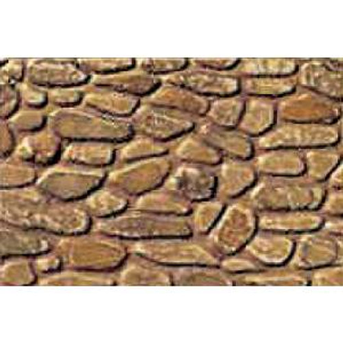 JTT 97442 Pattern Sheets/Field Stone HO (1:100) 2 pack