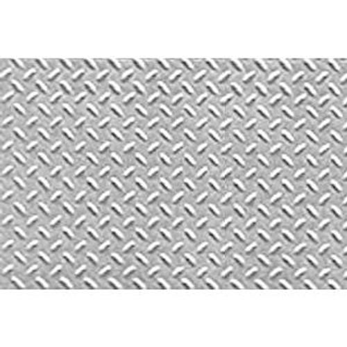 JTT 97450 Pattern Sheets/Diamond Plate O (1:48) 2 pack