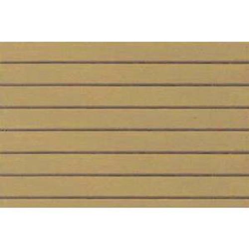 JTT 97461 Pattern Sheets Clapboard Siding G (1:22) 2 pack