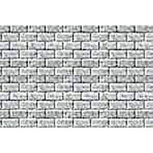JTT 97463 Pattern Sheets Concrete Block TT (1:125) 2 pack
