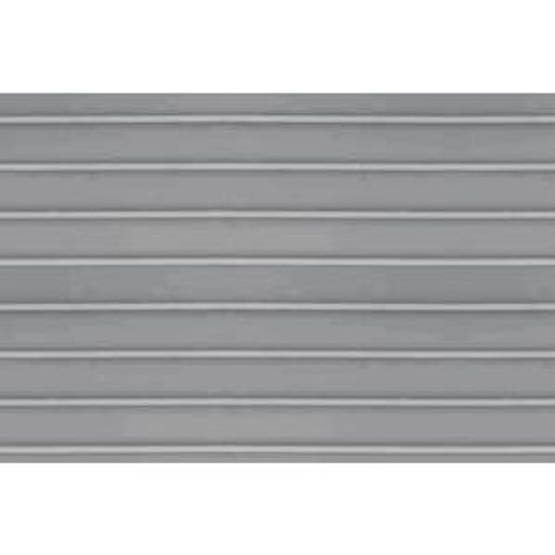 JTT 97407 Pattern Sheets/Ribbed Roof HO (1:100) 2 pack