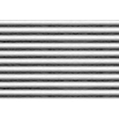 JTT 97404 Pattern Sheets/Corrugated Siding #1 (1:32) 2 pack