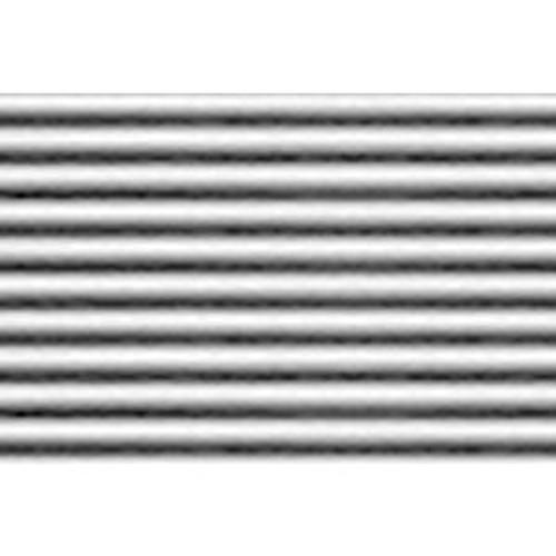 JTT 97405 Pattern Sheets/Corrugated Siding G (1:24) 2 pack