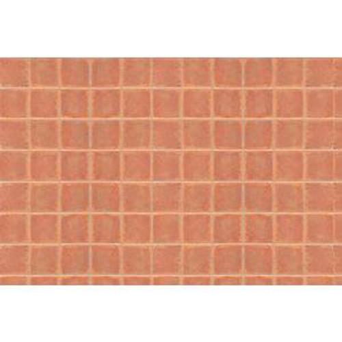 JTT 97419 Pattern Sheets/Square Tile G (1:24) 2 pack